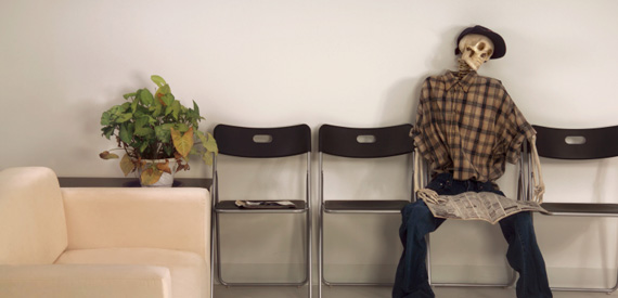 Six ways to improve your waiting rooms