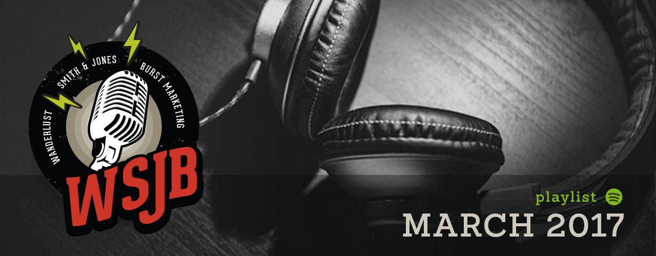 March Spotify Playlist