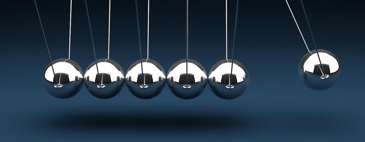 Pendulum swings image