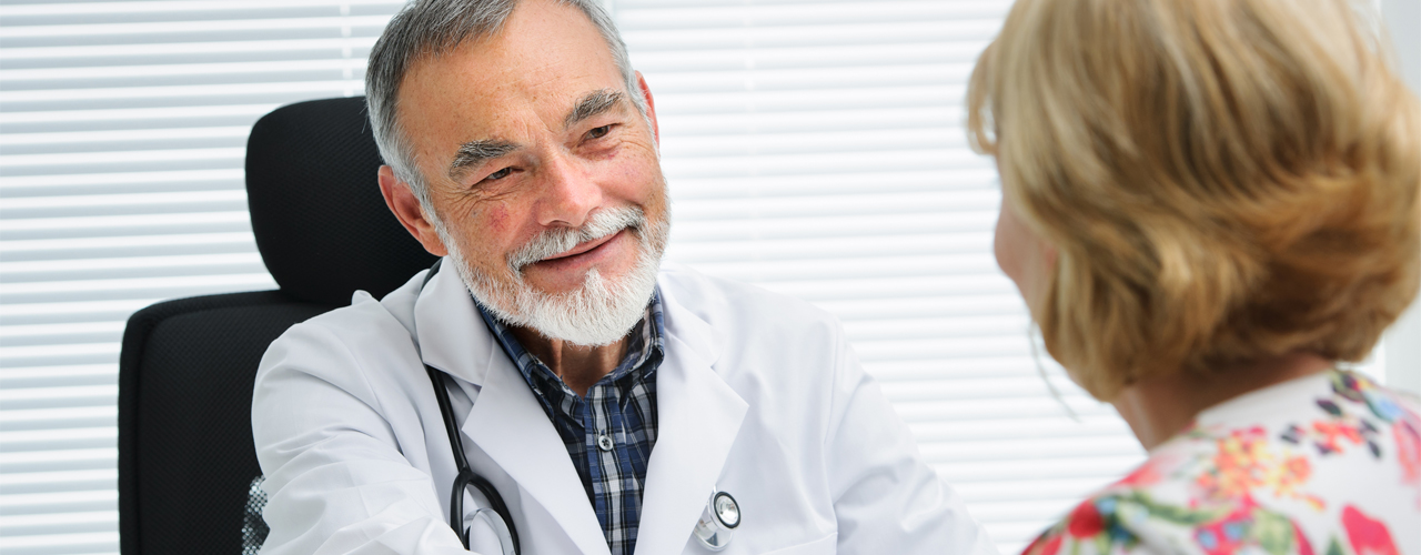 Doctor stock image